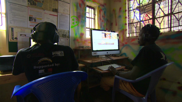 Kibera Film School providing hope