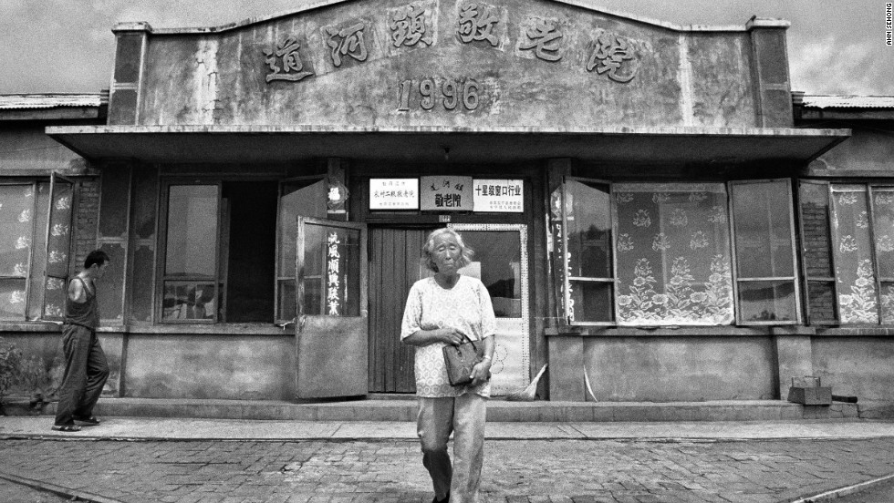 The surviving comfort women seen in these images are now in their 80s and 90s and are quietly living out their final years in rural China.