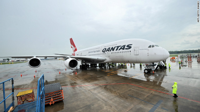 Qantas employs about 32,500 people and flies to more than 180 destinations across the world.