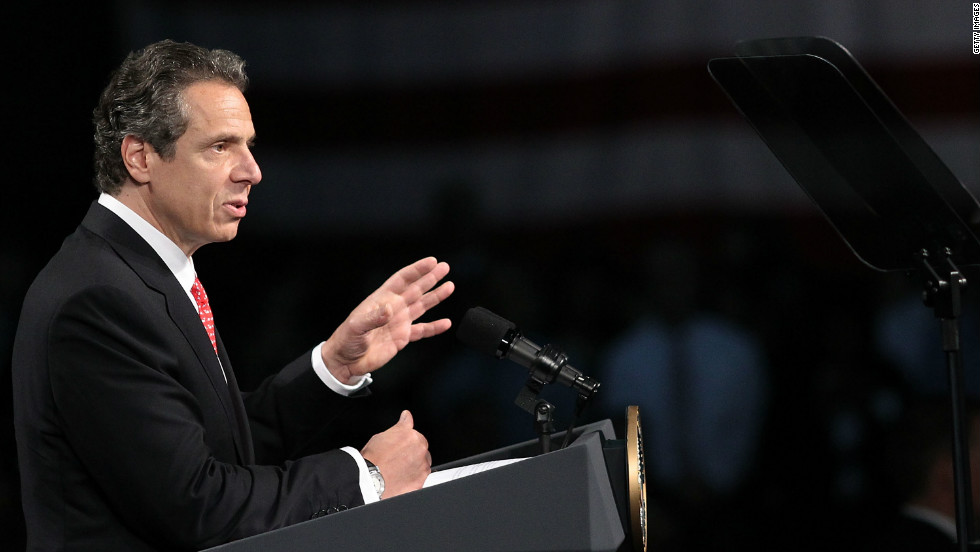 "Andrew Cuomo (in 2014): ""I'm focusing on running for governor. And then I'm going to focus on being the best governor I can be."""