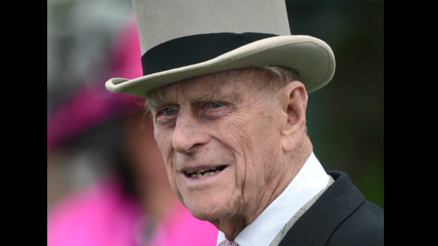 Prince Philip in hospital for Jubilee