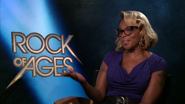 "Mary J. Blige: Queen of ""Rock""?"