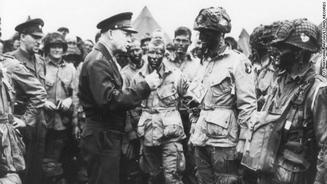 Dwight D. Eisenhower knew all too well the devastating effects of war when he became president.
