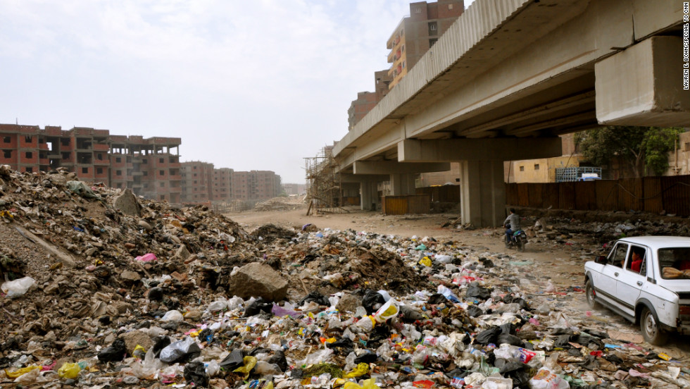 Mazes of slums cover Cairo, where some say the lack of affordable, sustainable housing is nearing a crisis point.