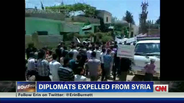 Front Lines: Syria expels diplomats