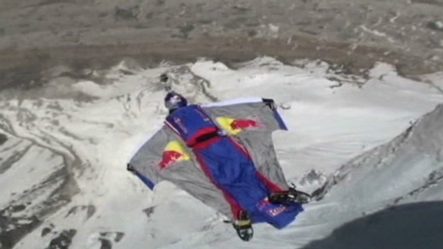 Russian base jumper's world record claims shattered