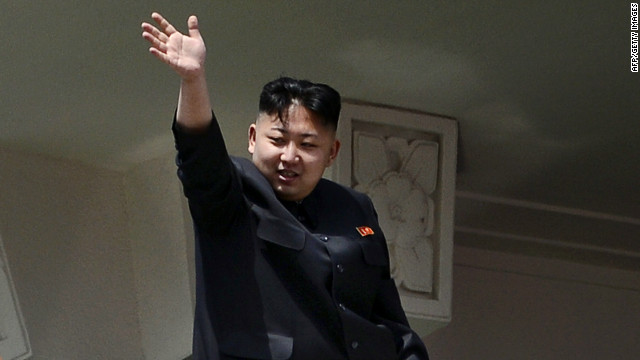 Kim Jong Un's first year in power