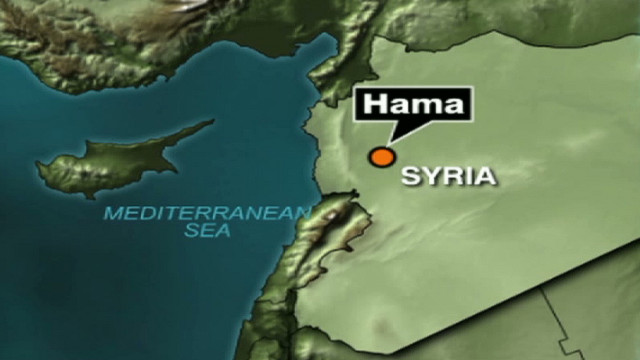 Syria activists: 78 killed in village