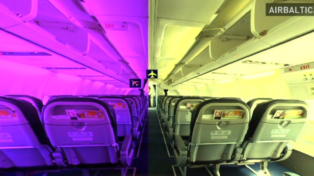 Airline assigns seats based on 'mood'
