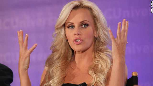 Jenny McCarthy attends the NBCUniversal summer press day held at The Langham Huntington Hotel and Spa on April 18, 2012 in Pasadena, California.