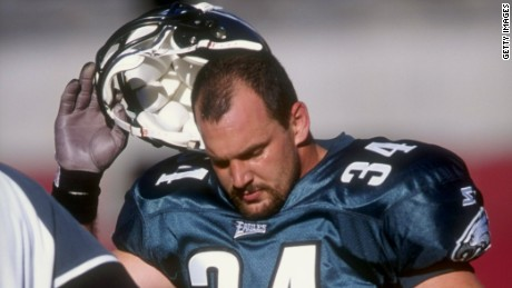 Former NFL player Kevin Turner diagnosed with CTE