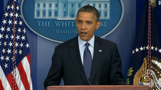 President Barack Obama plans to deliver a statement about the economy at 10:15 a.m. Friday, the White House said.
