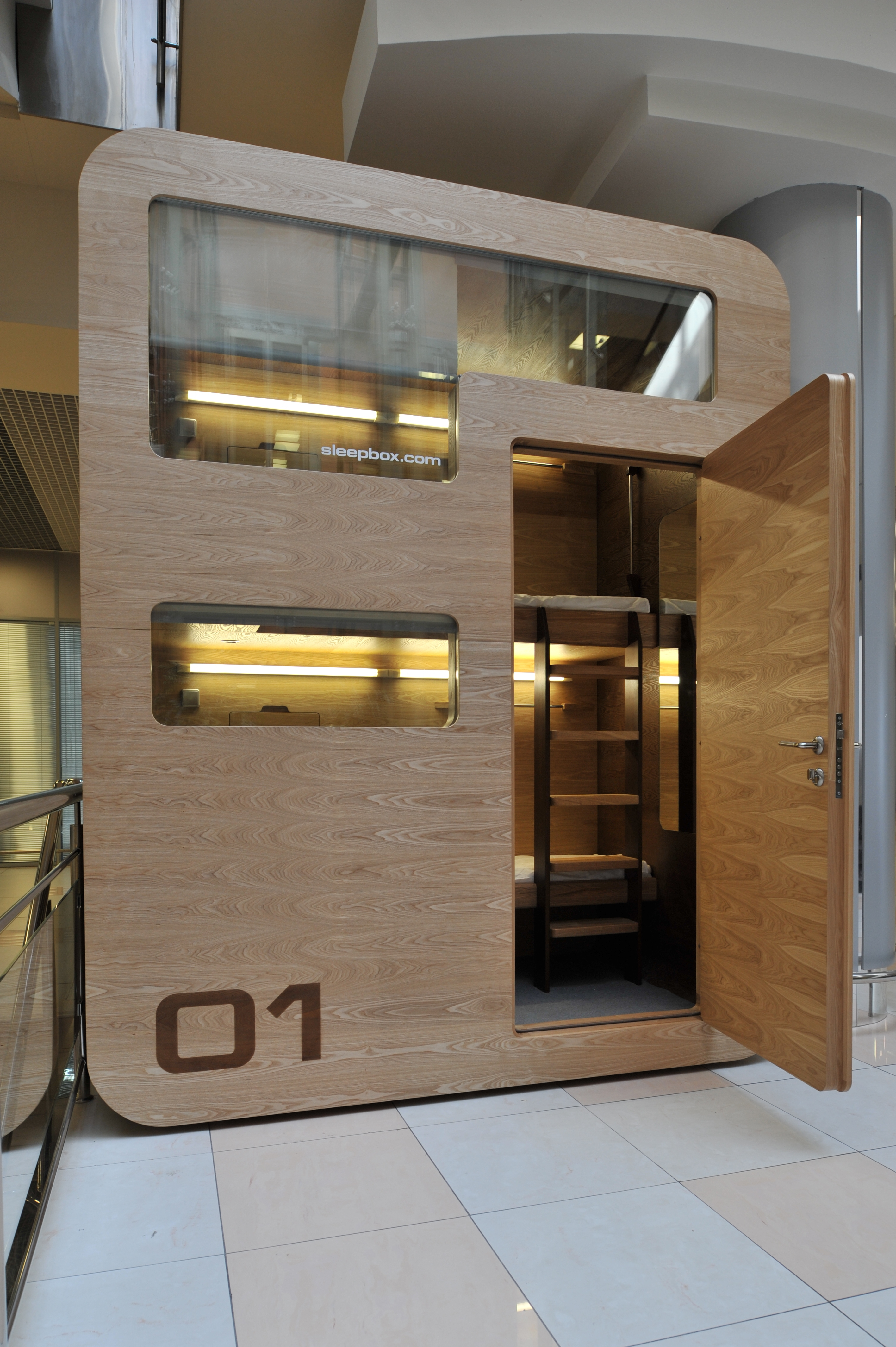 Airports Tiniest Hotels Sleeping In A Box CNN Travel - Box room