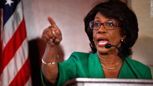 Rep. Waters cleared of ethics violation
