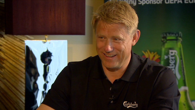 Schmeichel on Denmark's Euro glory