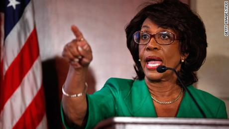 Rep. Maxine Waters: Trump's actions 'leading himself' to impeachment