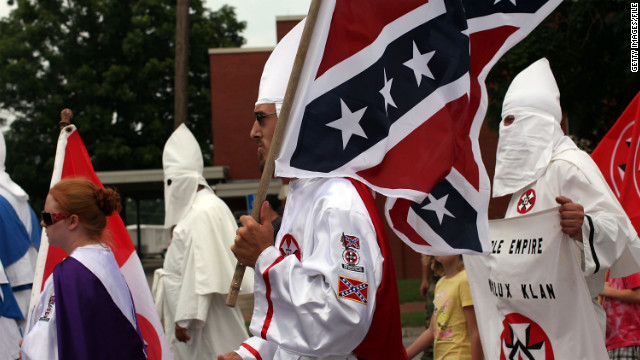 KKK sues Georgia to 'Adopt-a-Highway'