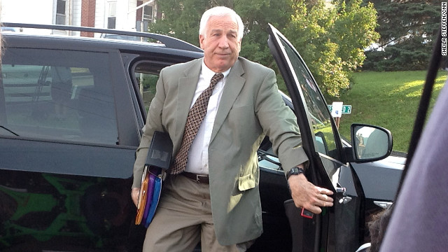 Sandusky trial opening statements today