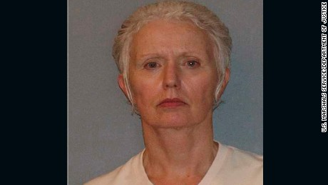 "Catherine Greig is already in prison for helping ""Whitey"" Bulger avoid authorities."