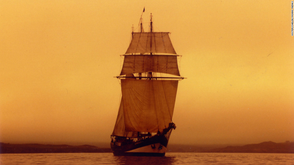 "The term reputedly stems from ""Sea-Fever"", a poem written in 1902 by English Poet Laureate John Masefield. It reads: ""I must go down to the seas again, to the lonely sea and the sky. And all I ask is a tall ship and a star to steer her by."""