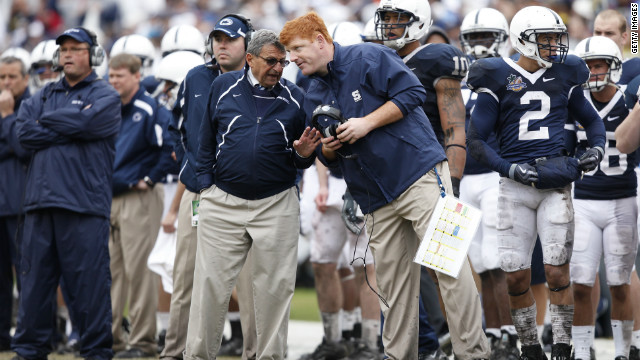 Sex abuse report rips Paterno, Penn St.