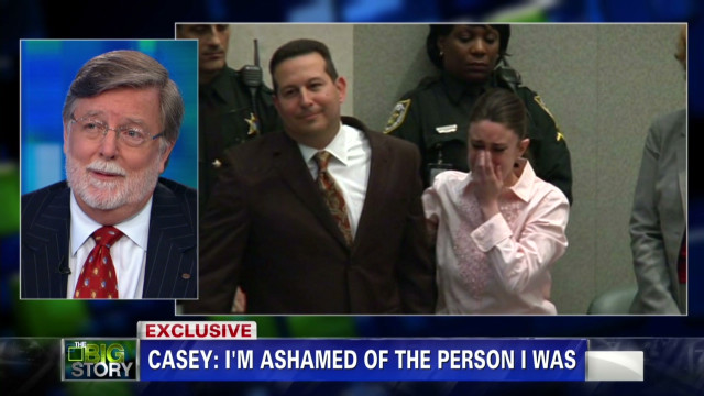 Piers discusses Casey Anthony phone call