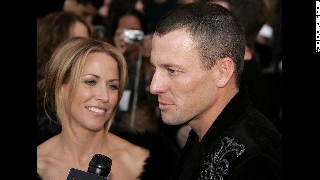 Sheryl Crow on Lance: Truth is best