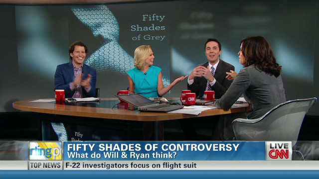 Panelists review 'Fifty Shades of Grey'