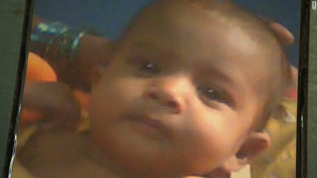 Afreen was just three months old when she was killed by her father who had wanted his wife to give birth to a boy.