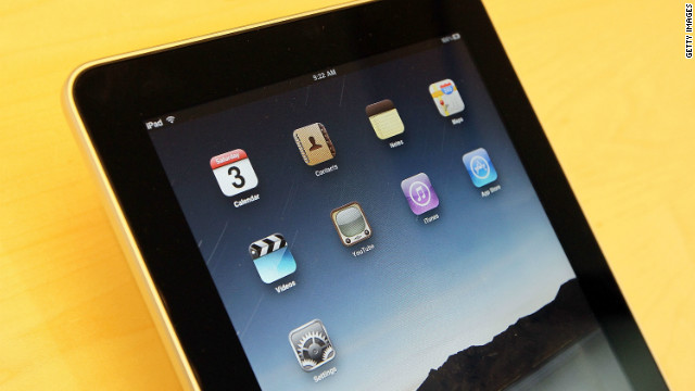 Apple settles iPad trademark fight