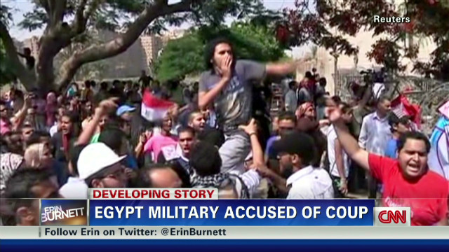 Egypt coup, Arab spring distant memory?