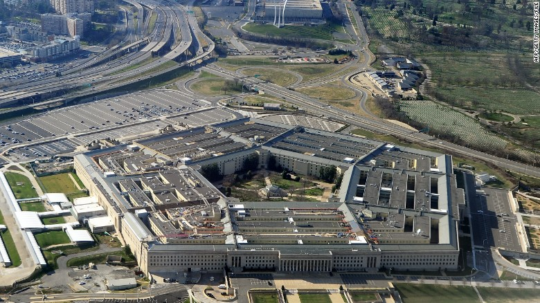Live anthrax may have been shipped to Pentagon
