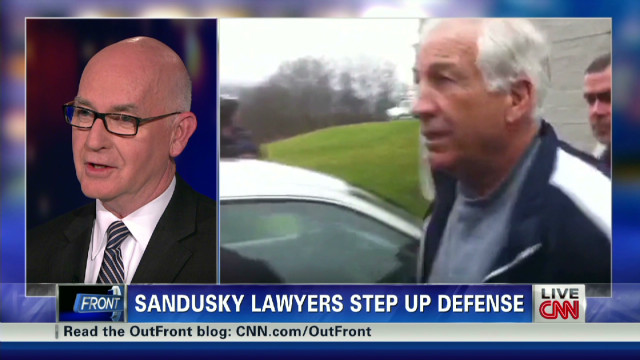 Sandusky trial: Defense strategy