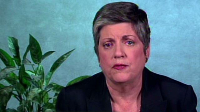 Napolitano to Congress: Pass DREAM Act