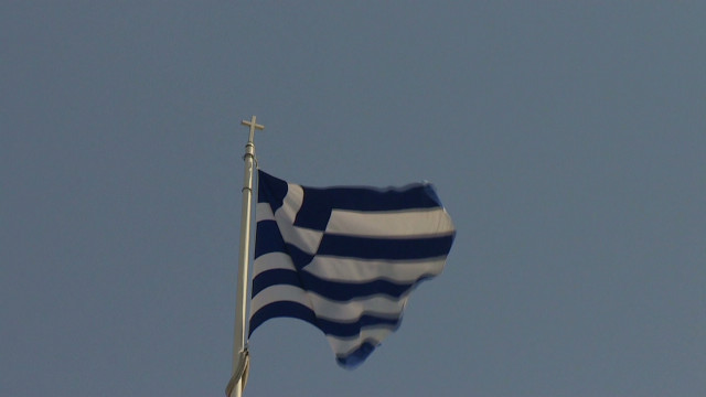 First debt, then the denial in Greece