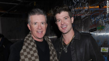 "Like father like son? Not so much. The ""Growing Pains"" actor became a household name with the 1980s sitcom but his son Robin, however, wanted to take on blue-eyed soul a la his mom, Gloria Loring, who scored a pop hit in the 1980s with ""Friends & Lovers"" (with Carl Anderson)."