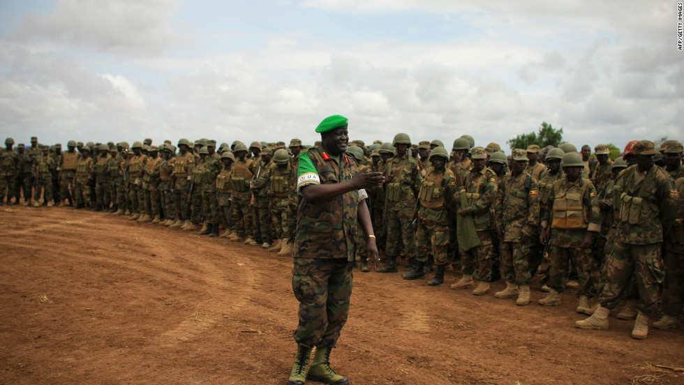 Rights group: African Union soldiers raped, exploited Somali women, girls
