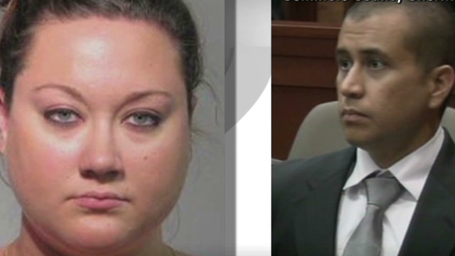 Listen to phone call between George Zimmerman, wife