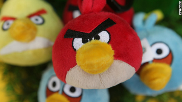 The NSA is monitoring your Angry Birds