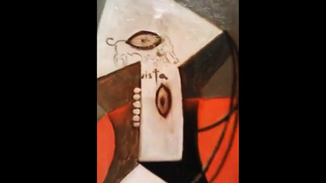 Man Charged With Vandalizing Picasso Masterpiece Cnn
