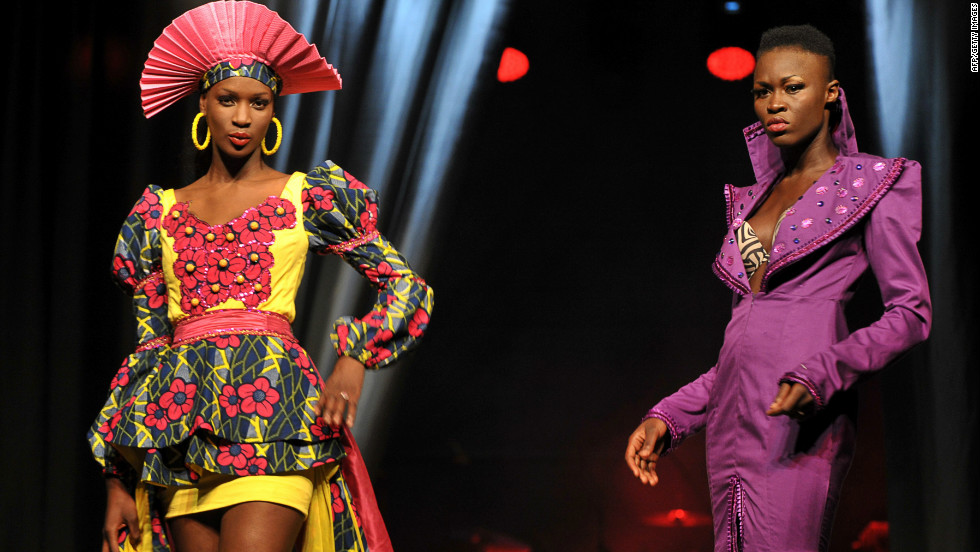 Dakar 39 Capital Of Franco African Fashion 39 Cnn