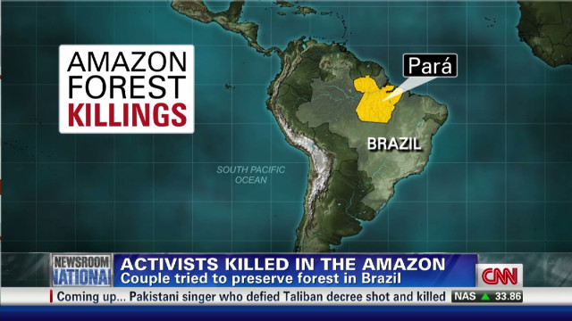 Activists Killed in the Amazon