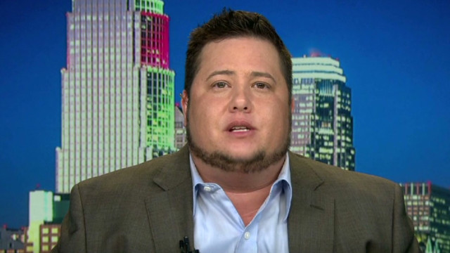 Chaz Bono's emotional transition