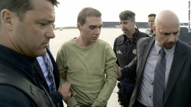 Luka Rocco Magnotta, accused of killing and dismembering 33-year-old Jun Lin, pleaded not guilty to all charges Tuesday.