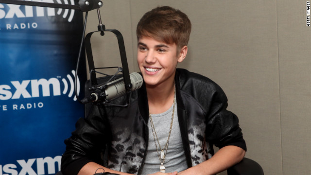"Justin Bieber premieres new album, ""Believe,"" on SiriusXM Hits 1 in New York City."