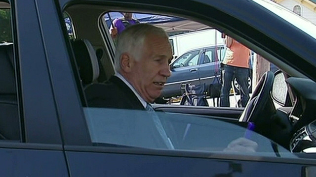 Sandusky witness on showers: Not unusual