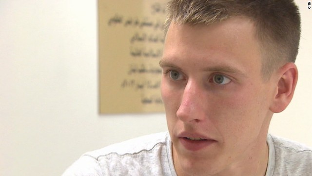 Kassig: 'I believe in hopeless causes'