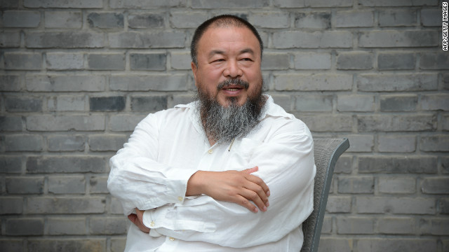 Ai Weiwei: My freedoms are restricted