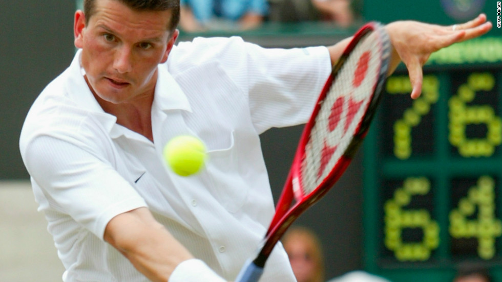 Big-serving Richard Krajicek's 1996 success is testament to Wimbledon's benefits for serve and volley players. The Dutchman's triumph at the All England Club was his solitary grand slam title.