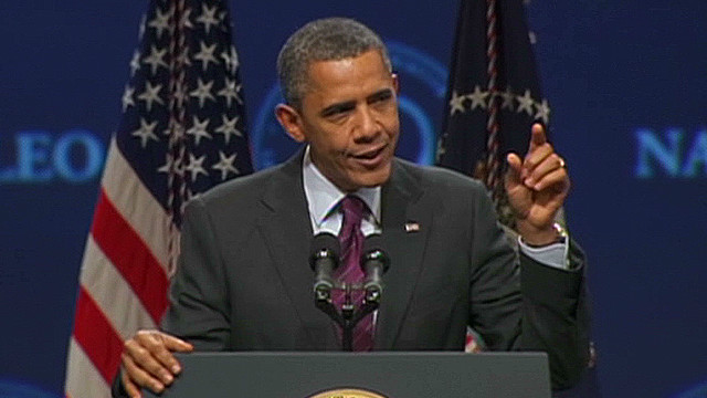 Obama: Congress should fix immigration